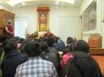Blessings from HH Sakya Tenzin Rinpoche