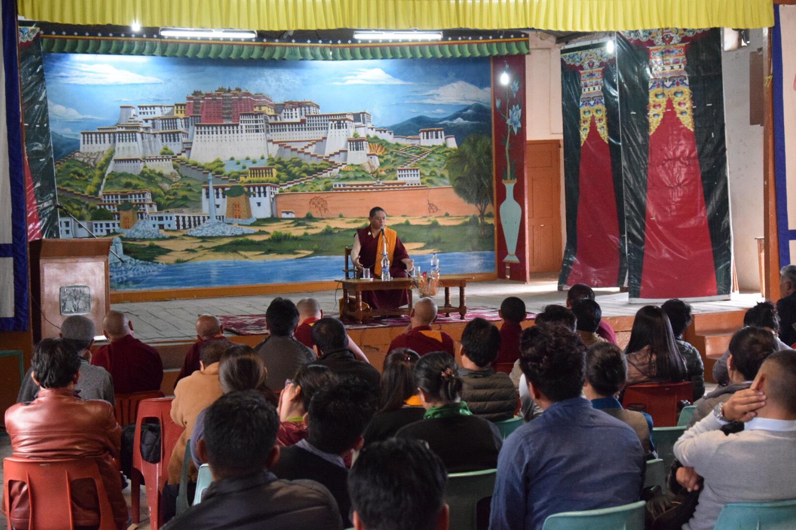 School Opening Ceremony – 1st March, 2018 | Upper Tibetan
